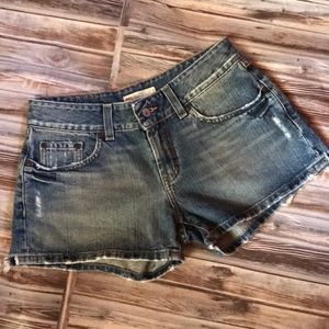 BKE Denim Shorts.  JU29
